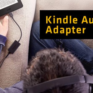 Amazon představil Kindle Audi Adapter