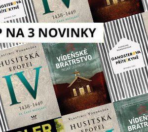 3 nové e-knihy 20. týdne