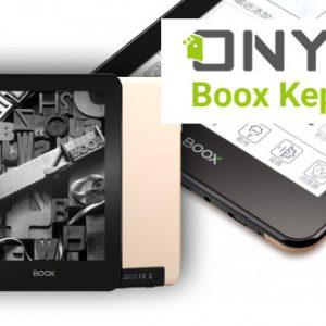 Nová čtečka e-knih Onyx Boox Kepler Pro