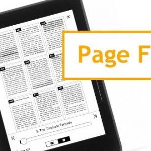 Page Flip novinka ve čtečkách e-knih Kindle a app čtečkách od Amazonu