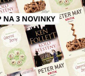 3 nové e-knihy 22. týdne