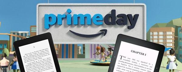 Akce Kindle Paperwhite a Kindle Voyage