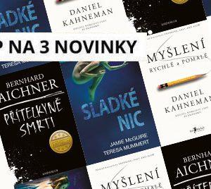 3 nové e-knihy 29. týdne