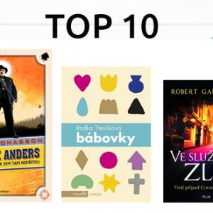 Nejprodávanější e-knihy v červenci 2016