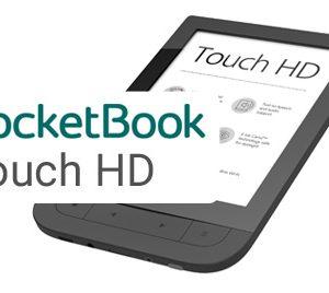 PocketBook Touch HD oficiální informace