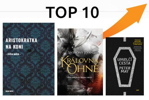 Nejprodávanější e-knihy v říjnu 2016