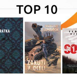 Nejprodávanější e-knihy v listopadu 2016