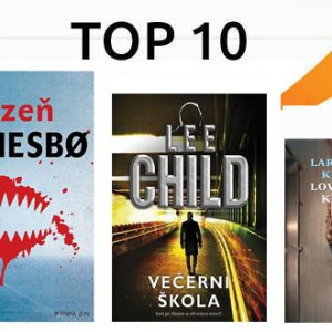 Nejprodávanější e-knihy v květenu 2017