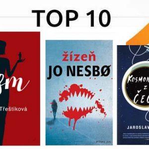 Nejprodávanější e-knihy v červnu 2017