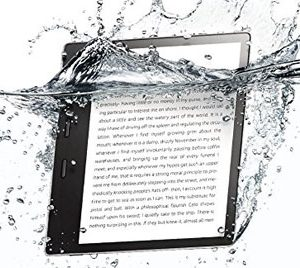 All-New Kindle Oasis - Nová čtečka e-knih od Amazon