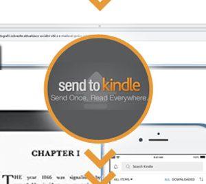 Máte čtečku e-knih Amazon Kindle? Tak si určitě přečtěte o službě Send To Kindle!