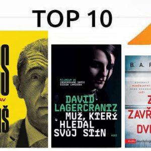 Nejprodávanější e-knihy v říjnu 2017