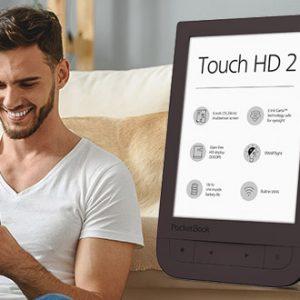 PocketBook Touch HD 2 - nová čtečka e-knih