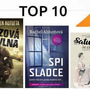 Nejprodávanější e-knihy v prosinci 2017
