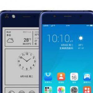Hisense A2 Pro - mobilní telefon s E Ink displejem