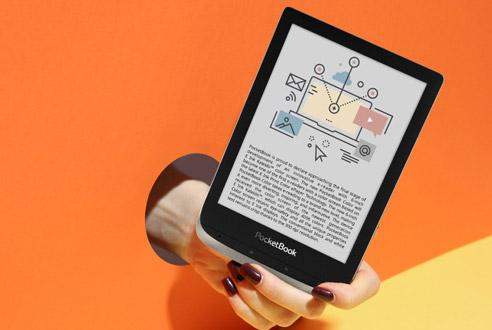 PocketBook Color - čtečka e-knih s barevným displejem