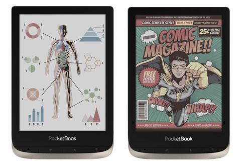 První recenze PocketBook Color