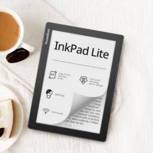 Nová čtečka eknih PocketBook InkPad Lite